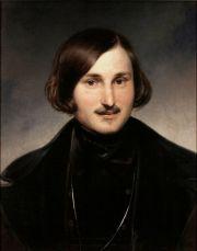 Портрет Н.В.Гоголя работы Ф.А.Моллера, 1841